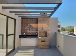 Cobertura à venda com 3 dormitórios em Planalto, Belo horizonte cod:44536