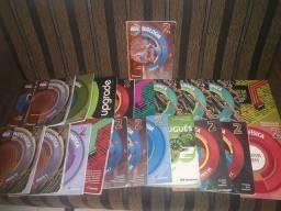 Vendo livros Sesi  2 ano completos 395 reais