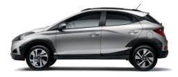 Hyundai/HB20X Nova Geração Vision 1.6 com blueMedia®,Mod.2021
