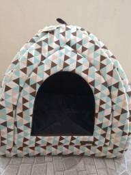 Casinha tipo iglu nova