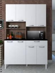 Título do anúncio: Mega Premium - Armário Cozinha 8portas -Frete Grátis