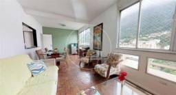 Apartamento à venda com 2 dormitórios em Jardim botânico, Rio de janeiro cod:867529