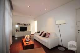 Apartamento à venda com 3 dormitórios em Santo antônio, Belo horizonte cod:261726