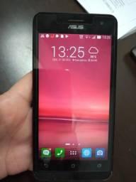 ASUS Zenfone 5 com pequeno defeito