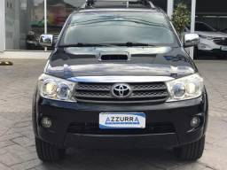 Toyota hilux sw4 3.0 srv 4x4 7 lugares 16v turbo intercooler diesel 4p automático 2011 - 2011