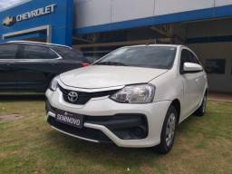 Etios Toyota SD XS 1.5 - 2018