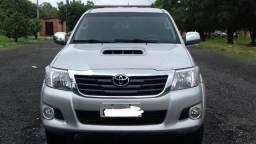 Hilux 2012 diesel manual 4x4 - 2012