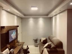 Apartamento à venda com 2 dormitórios em Jardim flamboyant, Paulínia cod:AP002162