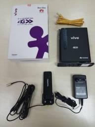Modem Roteador Box 3G 4G Huawei E5172 (Leia a descriçao)