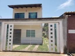 Ótimos sobrados em Brazlândia com piscina alto padrão.