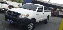 Toyota hilux cs 4x2 diesel mecanica - 2008