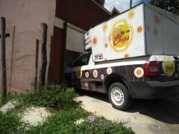 Saveiro food truck - 2010