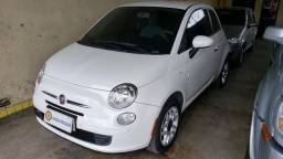 Fiat 500 Cult 1.4 Flex Automático 2013 - 2013