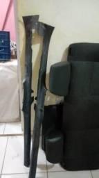 Bancos de carro polo bem conservado entrar em contato * ZAP - 2006
