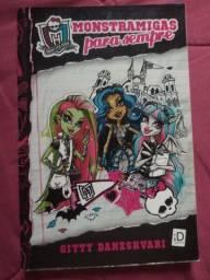 Livro Monster High