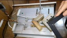 Máquina de soldar gaxeta (borracha de geladeira)