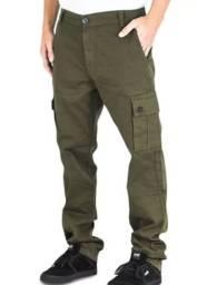 Calça Alfa verde militar