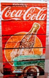 BLACK FRIDAY Frigobar Consul personalizada envelopada Coca-Cola