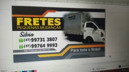 Alugo hiunday HR e também faço frete para todo Brasil.