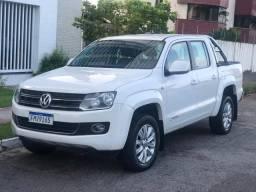 Volkswagen Amarok 2013 topada EXTRA