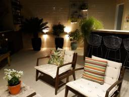 Luxuosa cobertura Garden disponível para alugar!