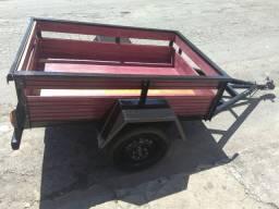 Carretinha Utilitária 160x120