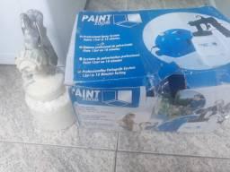 Compresor para pintura.
