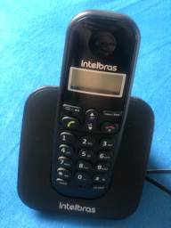 Telefone sem fio - Intelbras