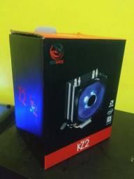CPU Cooler PC Yes kZ2 um mês de uso, na garantia