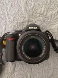 Nikon D5000, bem conservada + leia a descrição. Preço negociável