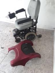 Cadeira de rodas motorizada Jet 1 usada