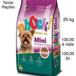 Ração Premium Nhock Mini 25 kg