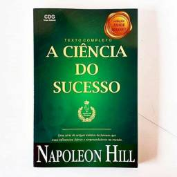 Kit com 8 Livros do Napoleon Hill