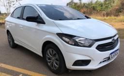Onix joy plus black sedan 1.0 flex mt ( aceito troca)