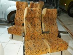 Cadeira dupla onibus