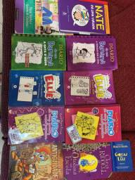 Kit 10 livros infanto-juvenil
