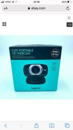 Webcam hd Logitech C615 1080p 30fps