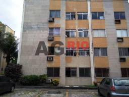 Apartamento à venda com 2 dormitórios em Jardim sulacap, Rio de janeiro cod:AGV22989