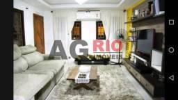 Casa à venda com 2 dormitórios em Vila valqueire, Rio de janeiro cod:AGV73641