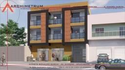 Apartamento de 120mil, próximo à UTFPR com vaga de garagem.