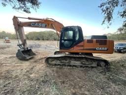 Título do anúncio: Escavadeira CX220B, 2011 apenas 6800 hrs!