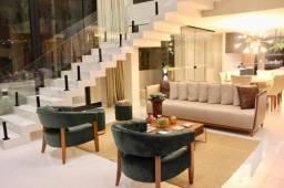 Maravilhosa casa de condomínio com 4 suítes Alphaville Litoral Norte 1 Camaçari BA