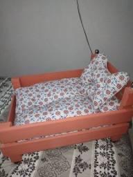 cama pet e sanitario pet
