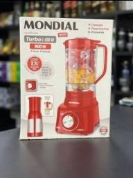 Título do anúncio: Liquidificador Mondial Turbo 900w 2,7L