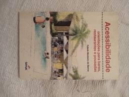 Livro: Acessibilidade: Orientações para bares, restaurantes e pousadas