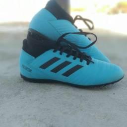 Título do anúncio: Chuteira infantil Adidas Predator Society