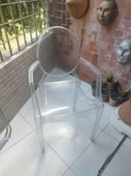 Título do anúncio: Cadeira Louis ghost