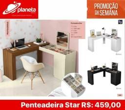 Penteadeira Star e mesa d_escritório