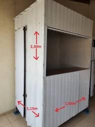 Título do anúncio: Container de Aço