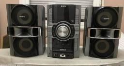 Título do anúncio: Mini System Sony